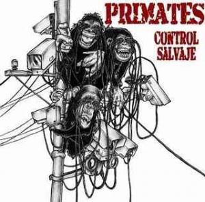 PRIMATES - Control Salvaje  EP