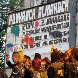 "Maks Rilrecowski (Buch) ""Der mittelgroße RILBFHPA Punkrock Almanach 2014"""