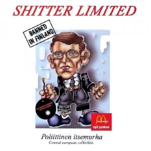 SHITTER LIMITED - Poliittinen itsemurha LP