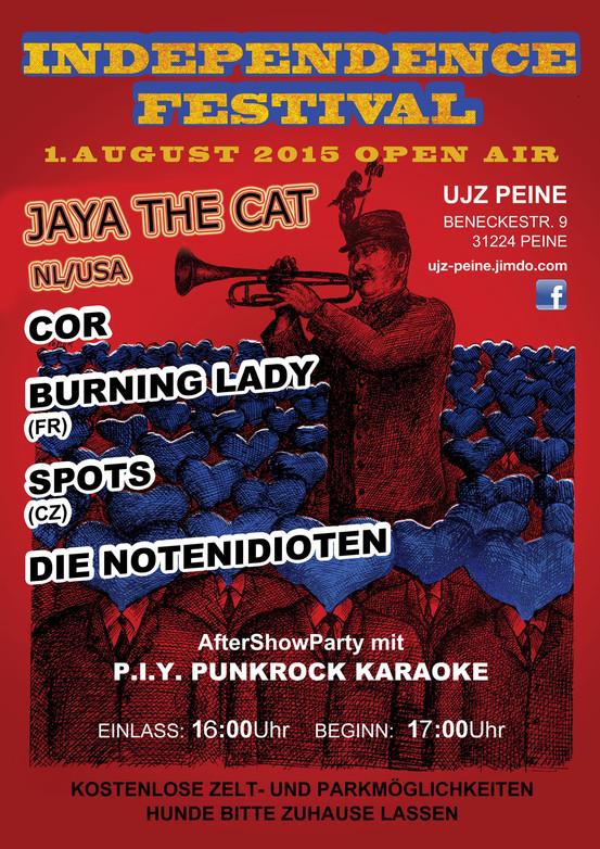 UJZ Peine Festival