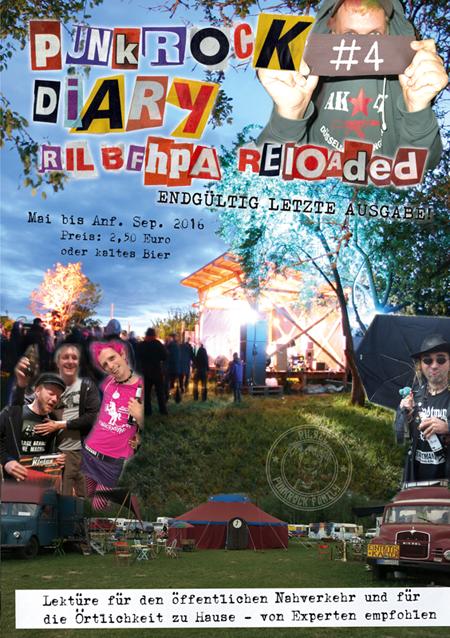 Punkrock Diary 4