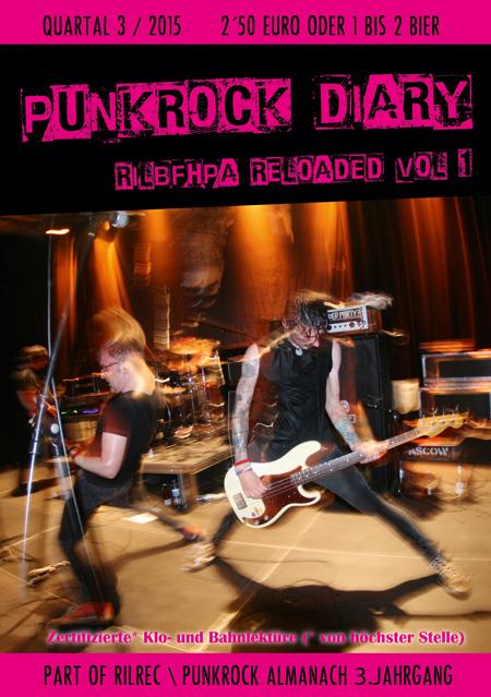 Punkrock Diaray Rilbfhpa Reloaded Vol. 1