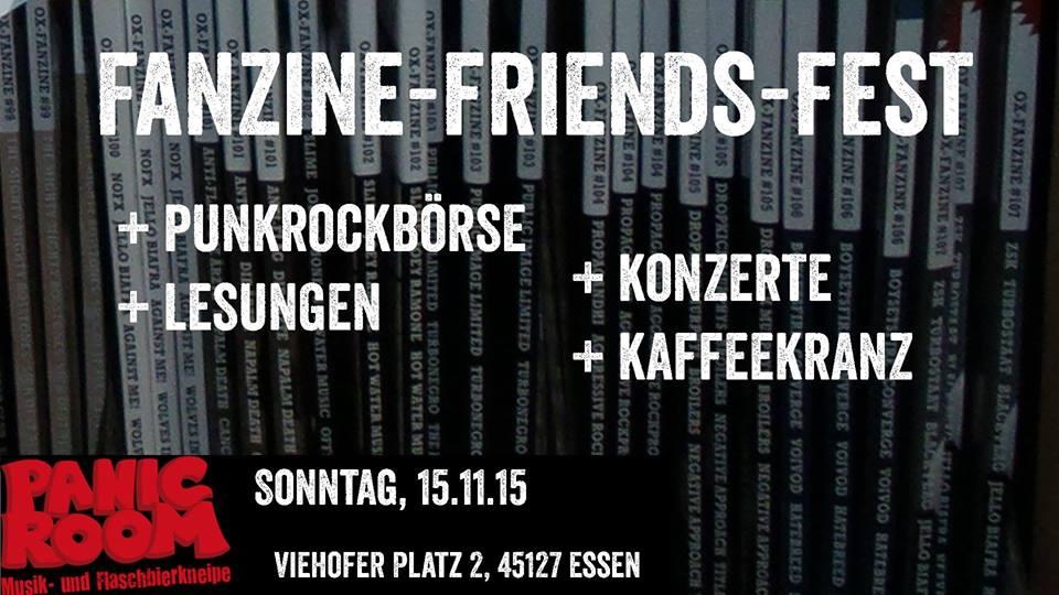 Fanzine Friends Fest