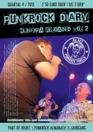 RILREC Punkrock Diary 2