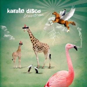 "Karate Disco (CD) ""Discostress"""