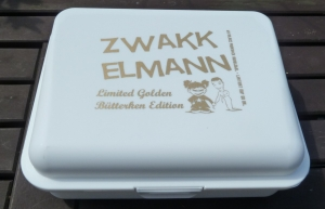 "Zwakkelmann Box ""Limited Golden Bütterken Edition"""