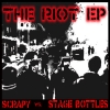 "Scrapy vs. Stage Bottles (Split 7''/EP) ""The Riot"""