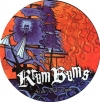 "Krum Bums (Picture-LP) ""As The Tide Turns"""