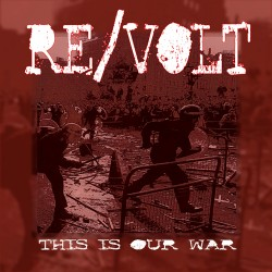 "Re/Volt - This is our war 7""EP"
